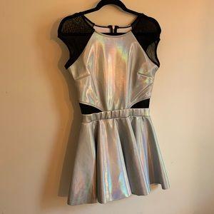 Balera Dancewear Iridescent Space Dress
